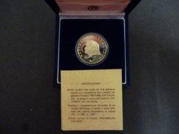 ITALIE 500 LIRE PROOF 1987 IN DOOS KM # 121 - 500 Lire