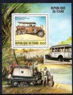 2008 Tchad, Renault, Exploration, Citroen, Unic - Chad (1960-...)