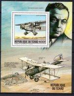 2008 Tchad, Saint Exupery, Avion, Bloch, Bréguet, Plane, Aéropostale - Tchad (1960-...)