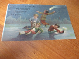Chromo,Amidon Vermeire Hamme - Trade Cards