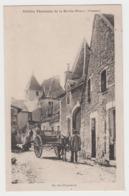BB965 - LA ROCHE POSAY - La Rue Duguesclin - Attelage Avec âne - La Roche Posay