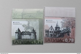Letland-Latvia 2017 Cept - 2017