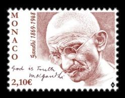 Monaco 2019 Mih. 3469 Mahatma Gandhi MNH ** - Neufs