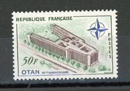 FRANCE -  L'OTAN - N° Yvert 1228 (*) - France