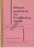 BEVEL/Nijlen  Kruiskensberg - Liekens 1977 - Met Illustraties  (R263) - Oud