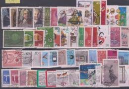 Duitsland Kleine Verzameling G, Mooi Lot K979 - Timbres