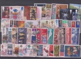 Engeland Kleine Verzameling G, Mooi Lot K981 - Stamps
