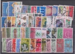 België Europazegels Kleine Verzameling G, Mooi Lot K986 - Timbres
