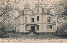 I124 - 78 - LE VÉSINET - Yvelines - Pensionnat Sévigné 4 Rue Thiers - Le Vésinet