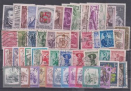 Oostenrijk Kleine Verzameling G, Mooi Lot K983 - Stamps