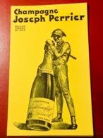 BUVARD   (   Champagne   Joseph  Perrier ) - Liqueur & Bière