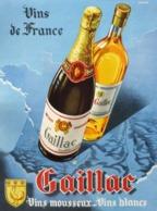 @@@ MAGNET - Gaillac Vins De France - Advertising