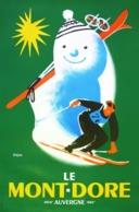 @@@ MAGNET - Le Mont-Dore - Advertising