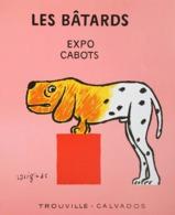 @@@ MAGNET - Les Batards, Savignac - Advertising