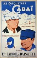 @@@ MAGNET - Les Casquettes Cabai - Advertising