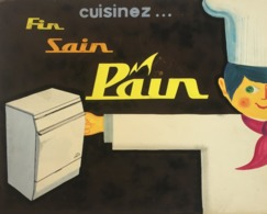 @@@ MAGNET - Pain Chef - Advertising