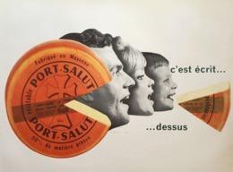 @@@ MAGNET - Port Salut Cheese - Advertising