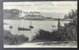 CPA 29 TREBOUL - Vue Sur L'Ile Tristan. Propriété De M. Jacques Richepin - LL 96 -  Réf. X 173 - Tréboul