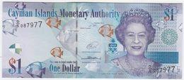 Cayman Is NEW - 1 Dollar 2014 - UNC - Kaimaninseln