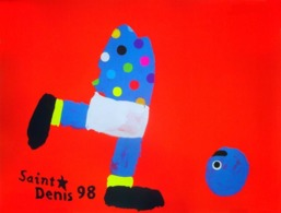 @@@ MAGNET - Saint-Denis 98 - Advertising