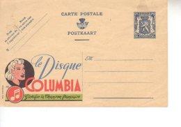 Publibel Neuf 554 - Second Choix - Voir Description - Stamped Stationery