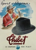 @@@ MAGNET - Thibet Chapeau - Advertising