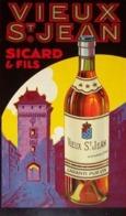 @@@ MAGNET - Vieux St Jean - Advertising