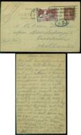 France 1925 Carte Postale Avec Vignet Exposition Internationale Paris - Postal Stamped Stationery