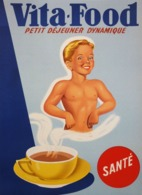 @@@ MAGNET - Vita-Food Santé - Advertising