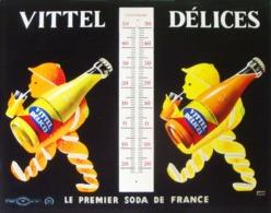 @@@ MAGNET - Vittel Delices Soda - Advertising