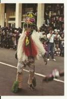 GAMBIE / FOLKLORE MASQUE (avec PHILATELIE GAMBIA) - Gambie