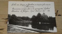 ISLE SUR SORGUE : Panorama Unique Face A La Guinguette Makas …... … NW-G223 - L'Isle Sur Sorgue