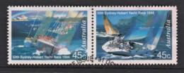 Australia 1994 Sydney To Hobart Yacht Race Set Of 2 Used - 1990-99 Elizabeth II