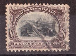 Etats-Unis - 1901 - N° 142 - Exposition De Buffalo - Ecluse Et Canal Du Sault Sainte Marie - Gebraucht