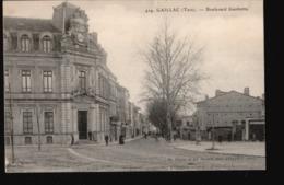 81/052.....GAILLAC - France