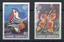 RC 14082 EUROPA 1989 GRECE JEUX D' ENFANTS NEUF ** MNH - Europa-CEPT