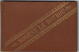 28  Nogent Le Rotrou Carnet 12 Vues - Nogent Le Rotrou