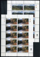 RC 14084 EUROPA 1999 ARMÉNIE RESERVES ET PARCS NATURELS 2 FEUILLETS NEUF ** MNH - 1999