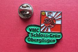 Pin's,Sport,Velo,VMC SCHLOSS-GRÜN OBERGÖSGEN,Cycliste,Bike,Suisse,limité - Cyclisme