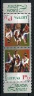 RC 14085 EUROPA 1998 LITUANIE TETE BECHE NEUF ** MNH - 1998