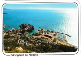 MONACO - FONTVIEILLE VILLAGE - STADE ET LE ROCHER - Fontvieille