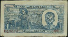 VIETNAM - North Viet Nam - 1 Dong Nd.(1948) VF P.16 - Vietnam