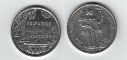 POLYNESIE FRANCAISE  2 Francs 1997  2F KM#10 - French Polynesia