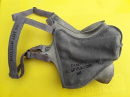 Masque Respiratoire Us Ww2 - 1939-45