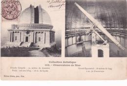 NICE(OBSERVATOIRE) - Astronomia