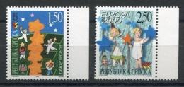 RC 14088 EUROPA 2000 BOSNIE HERZEGOVINE REP SERBE NEUF ** MNH - 2000