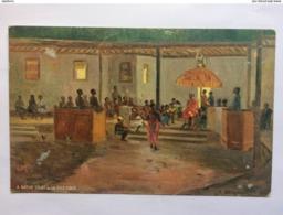 GOLD COAST - A Native Court - Tuck`s - Ghana - Gold Coast