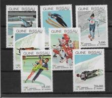 Thème Sports D'Hiver - Guiné-Bissau - Timbres Neufs ** Sans Charnière - TB - Winter (Other)