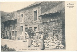 Botteresses à BOHAN, La Semois - Belgique