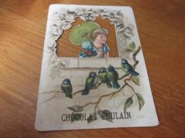 Chromo,Chocolat Poulain - Trade Cards